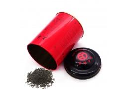How to design black tea tin packaging