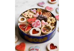 Cookie packaging box design