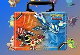 Pokemon lunch tin box